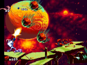 Earthworm Jim (100)