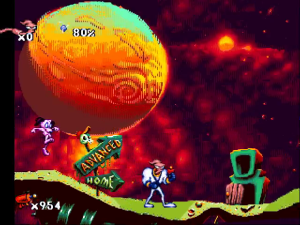 Earthworm Jim (101)